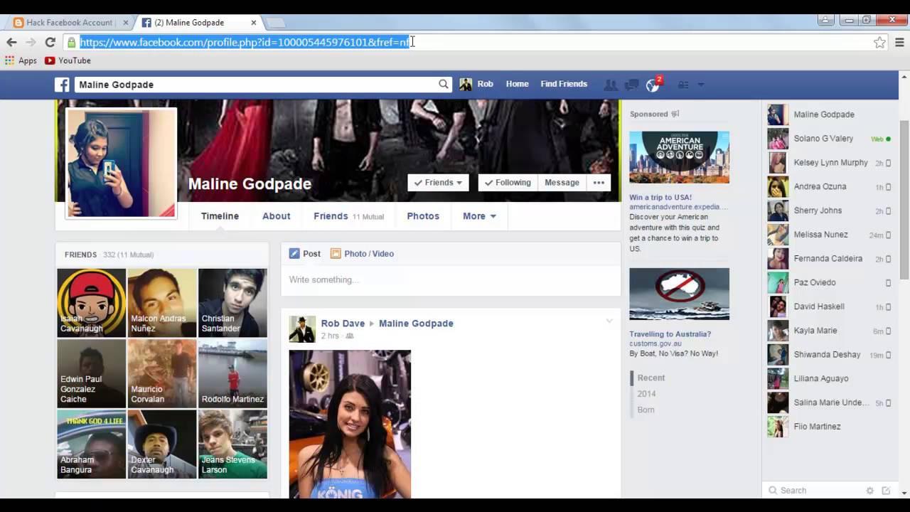 Login finder facebook id Learn How