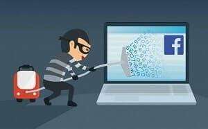 Steal Facebook login