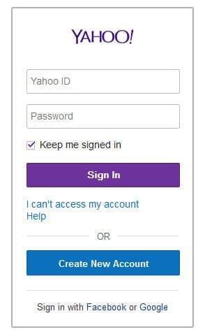 Pirater un compte Yahoo!